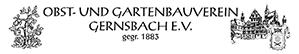 Obst- und Gartenbauverein Gernsbach Logo